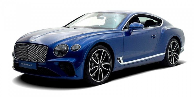 Bentley GT Coupe 2019