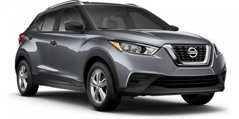 Nissan Kicks 2018 Basic