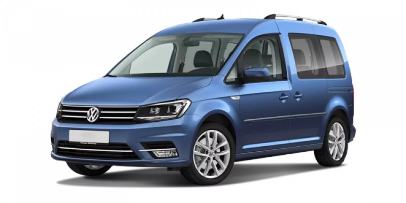 Volkswagen Caddy 2019