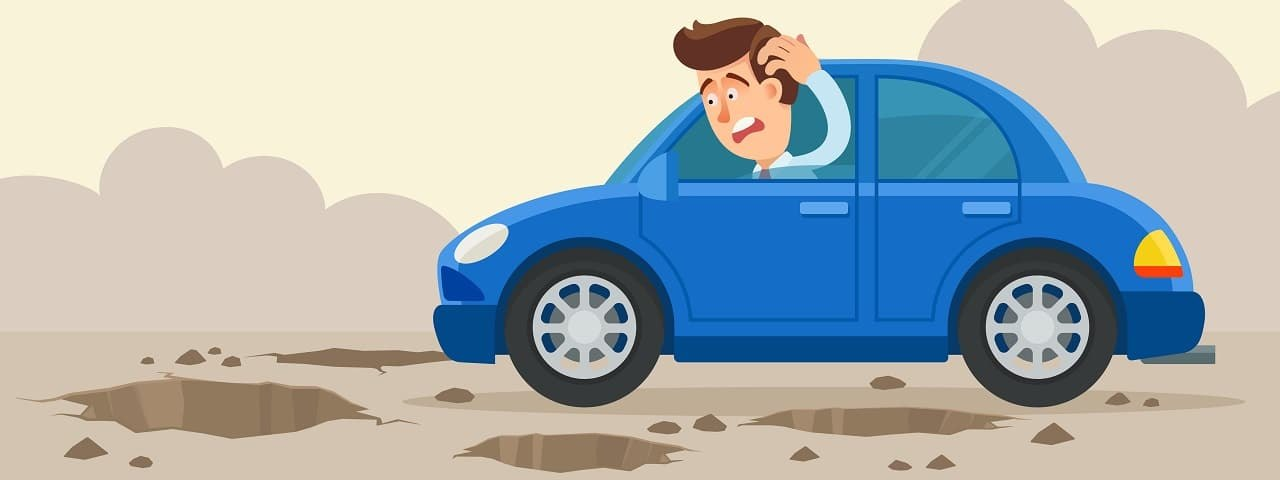 Common Road Hazards to Beware of When Driving in Dubai