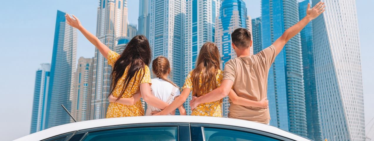 24 Hours in Dubai With Your Car Rental