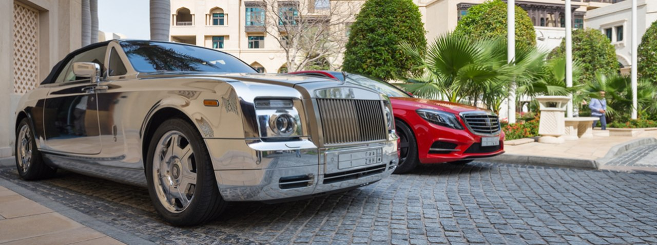 Advantages of Renting cars in Dubai