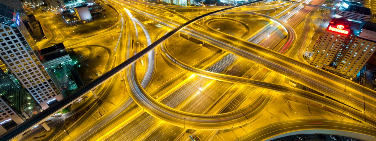 Reasons Dubai Have the Best Road & Infrastructure in MENA