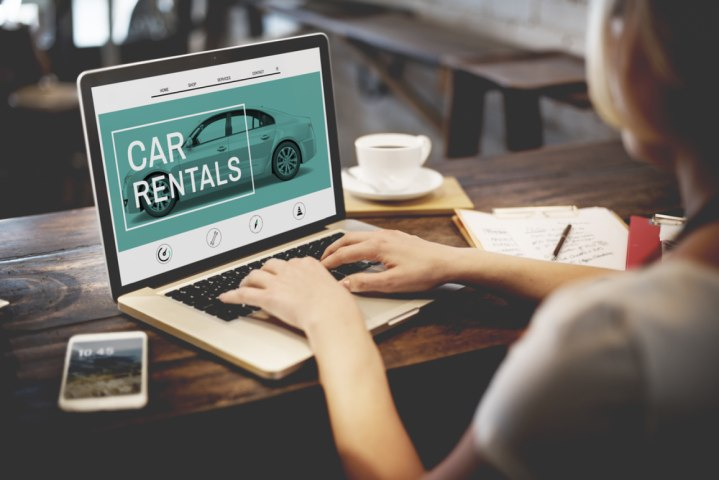 The Process of Car Rentals for Business Travels in Dubai
