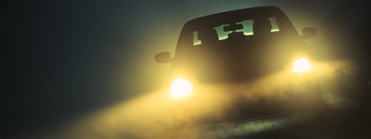The Right Time to Use Fog Lights