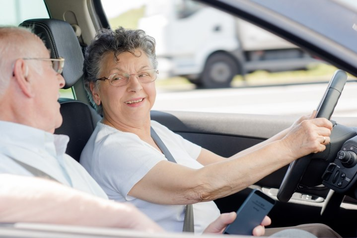 UAE Introduces New Rules For Drivers Age Over 65