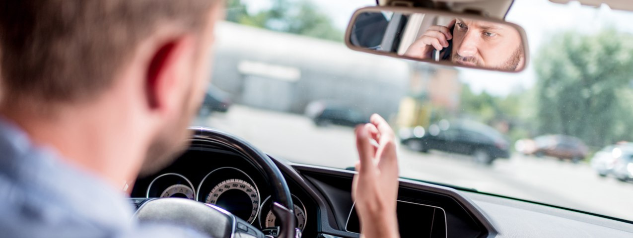 The Use of Smartphones While Driving and its Dangers